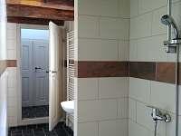 koupelna a wc v přízemí - Merboltice