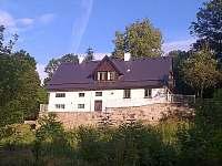Chalupa ubytování v obci Horní Nezly