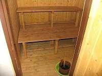 Sauna - chalupa k pronajmutí Dolní Týnec - Třebušín