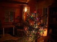 Vánoce v chalupě