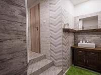 Koupelna - Apartmán Litoměřice - ubytování Litoměřice