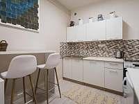 Kuchyně - Apartmán u Svaté Ludmily - k pronájmu Litoměřice