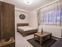 Ložnice - Apartmán u Svaté Ludmily - k pronajmutí Litoměřice