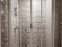 Sprchový kout - U Svaté Ludmily - apartmán k pronájmu Litoměřice