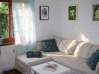 Malá ložnice - apartmán k pronajmutí Velemín - Oparno