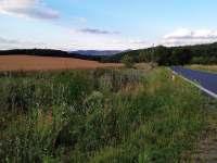 Příjezd do Opárna - Velemín - Oparno