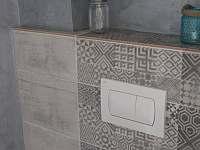 Záchod - apartmán k pronájmu Velemín - Oparno