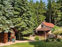 ubytování v Doupovských horách Chalupa k pronajmutí - Nečemice
