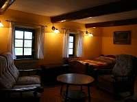 4-lůžkový pokoj v patře