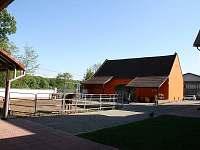 stodola s výběhem