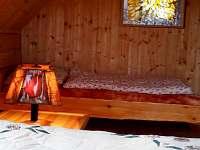 NORD RANČ - pokojíček třílůžkový