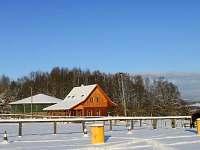 zimní pohoda se sněhem na NORD RANČI :-)