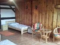 1. čtyřlůžkový pokoj