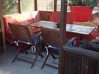altánek v zahradě - apartmán ubytování Chotěšov pod Házmburkem