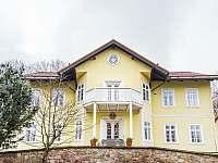 Vila na horách - dovolená Koupaliště Na Písečném ostrově Litoměřice rekreace Černčice
