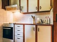 kuchyň - Kyjov u Krásné Lípy