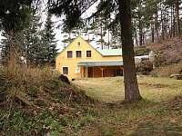 Kamenický Šenov - Pískovec - chalupa k pronájmu - 2