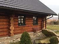 Srub Horní Podluží - ubytování Horní Podluží