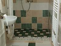 Apartmán - koupelna - chalupa k pronajmutí Krásná Lípa