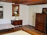 Apartmán - ložnice - Krásná Lípa