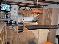kuchyně - Jiřetína pod Jedlovou
