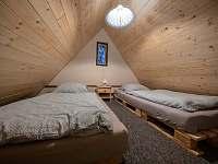 pokoj v podkroví - Jiřetína pod Jedlovou