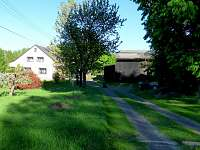 Staré Křečany léto 2018 ubytování