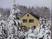 Zimní pohádka - apartmán k pronájmu Staré Křečany