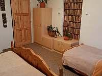 Ložnice 1 - apartmán k pronajmutí Staré Křečany