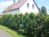 Chalupa k pronájmu - chalupa ubytování Krásná Lípa - Zahrady - 2