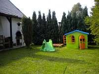 Chaloupka na vršku - chalupa ubytování Jetřichovice - Rynartice - 2