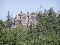 Šaunštejn skalní hrad