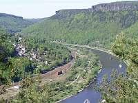Údolí Labe