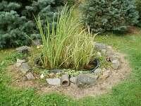Zahradni jezírko