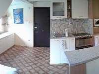 Apartmán Pravčícká brána, kuchyňka - Hřensko