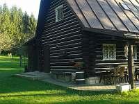 ubytování Stará Oleška na chatě k pronájmu