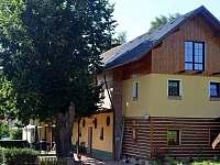 Farma Hruštinec - chalupa ubytování Horní Habartice - 2