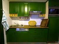 Kuchyňský kout- samostatný - Mezná u Hřenska