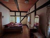 Pokoj č.3- první patro - Mezná u Hřenska