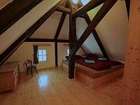Pokoj č.4- druhé patro - Mezná u Hřenska