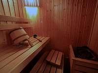 Sauna - Mezná u Hřenska