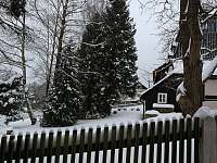 Zimní zahrada - Mezná u Hřenska