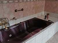 Koupelna - chalupa k pronájmu Krásná Lípa