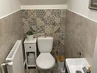 koupelna a wc - Dolní Chřibská