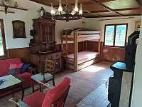 Edmundova chata - pronájem chaty - 7 Jetřichovice
