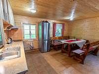 Chalupa 47, kuchyňka I. - ubytování Hřensko