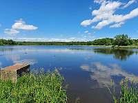 Přírodní rezervace Světlík je ideálním místem pro rybáře - Horní Podluží - Světlík