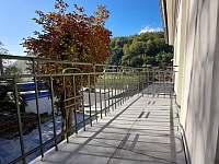 pokoj 4 balkon - Hřensko
