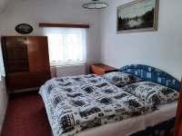 ložnice č.4 - chalupa k pronajmutí Růžová