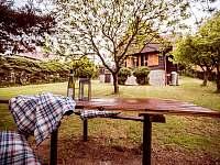 ubytování Růžová na chatě k pronájmu